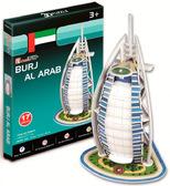 Трехмерная модель Бурдж-эль-Араб, CubicFun
