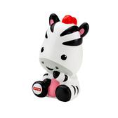 Игрушка для купания Животные-Брызгалки, зебра, Fisher-Price, зебра от Fisher-Price (Фишер-Прайс)