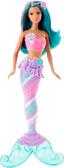 Кукла Barbie Русалочка из Дримтопии, королевство Свитвиль, Barbie, Mattel, русалочка зел, волосы