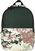 Рюкзак Camouflage зелено-коричневый, Upixel