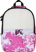 Рюкзак Camouflage розово-белый, Upixel