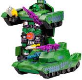 Робот-трансформер Танк, 1:10, MZ от MZ