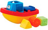 Игрушка-сортер для ванной комнаты Веселый кораблик, Navystar от Navystar (Навистар)