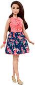Кукла Барби Модница, шатенка в платье, Barbie, Mattel, 26