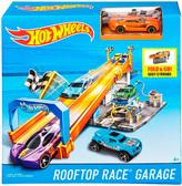 Трек Гонка на крыше, Hot Wheels, Mattel
