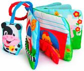 День на ферме, мягкая подвеска-книжечка, Fisher-Price от Fisher-Price (Фишер-Прайс)