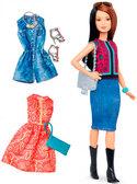 Набор Barbie Модница с одеждой, 41, Barbie, Mattel, 41 от Barbie (Барби)
