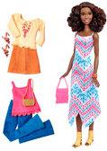 Набор Barbie Модница с одеждой, мулатка 45, Barbie, Mattel, 45 от Barbie (Барби)