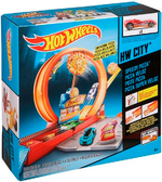 Набор Готов к игре Speedy Pizza Hot Wheels, Mattel, speedy pizza