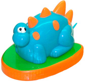Игрушка для ванной комнаты с заводным механизмом Динозавр на доске, Navystar, dino surfer от Navystar (Навистар)