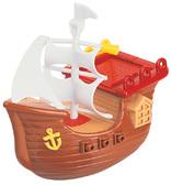 Игрушка для ванной с заводным механизмом Пиратский корабль (коричн.), Navystar, pirat коричн. от Navystar (Навистар)