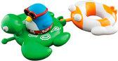 Игрушка для ванны Веселые друзья (пингвин, черепаха, рыбка), Water Fun от Water Fun