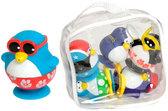Игрушка для ванны Пингвины на пляже (6 пингвинов в сумке), Water Fun от Water Fun