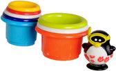 Игрушка для ванны Пингвин-спасатель на башне, Water Fun от Water Fun
