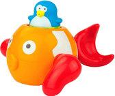 Игрушка для ванны Пингвинчик на золотой рыбке, Water Fun от Water Fun