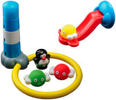 Игрушка для ванны Пингвинчик и сумасшедший трамплин, Water Fun от Water Fun