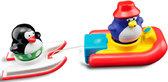 Игрушка для ванны Пингвинчики на водных лыжах, Water Fun от Water Fun