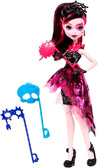 Кукла Дракулаура, серия Welcome to Monster High, Mattel, Draculaura