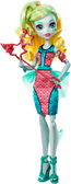 Кукла Лагуна Блю, серия Welcome to Monster High, Mattel, Lagoona Blue