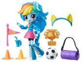 Рейнбоу Дэш, мини-кукла, Pijama Party, My Little Pony, Rainbow dash от My Little Pony (Май литл пони / Мой маленький пони)