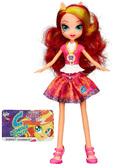 Кукла Сансет Шиммер, Equestria Girls, My Little Pony, Sunset chimmer от My Little Pony (Май литл пони / Мой маленький пони)