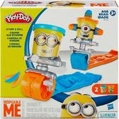 Игровой набор пластилина Гонки Миньонов, Play-Doh