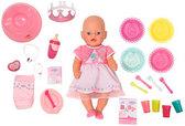 Кукла Baby Born С днём рождения (43 см, с аксессуарами), Zapf