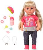 Кукла Baby Born Старшая сестрёнка (43 см, с аксессуарами), Zapf