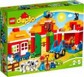 Большая ферма (10525) Серия Lego Duplo от Lego