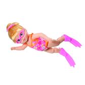 Кукла MY LITTLE BABY BORN - УЧИМСЯ ПЛАВАТЬ (32 см, с аксессуарами, плавает в воде)