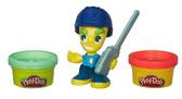 Набор пластилина Полицейский, серия Town, Play-Doh, Police Boy