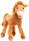 Лошадка Пэгги светло-коричневая 29 см (звук), Lava, светло коричн. от Lava (Лава)