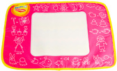 Рисуем водой, развивающая игра, розовая, Mommy Love, розовый от MOMMY LOVE