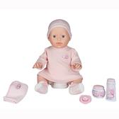 Интерактивная кукла BABY ANNABELL - НЕЖНАЯ МАЛЫШКА (42 см, с аксессуарами, озвучена)