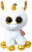 Единорог Pegasus белый, 25 см., серия Beanie Boos, Ty