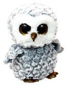 Сова Owlette белая, 25 см., серия Beanie Boos, Ty от Ty (Ту)