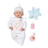 Интерактивная кукла BABY ANNABELL - НАСТОЯЩИЙ МЛАДЕНЕЦ (46 см, с аксессуарами, озвучена)