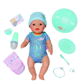 Кукла BABY BORN - ОЧАРОВАТЕЛЬНЫЙ МАЛЫШ (43 см, с чипом и аксессуарами)