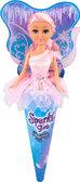 Ледяная фея Оливия в розовом платье (25 см), Sparkle girlz, Funville, розовое платье от Sparklegirlz