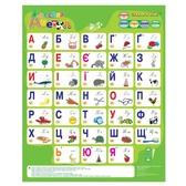 Говорящая азбука - ЗНАТОК - Весела абетка (украинский язык) от Знаток