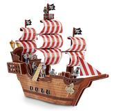 3D пазлы Пиратский корабль
