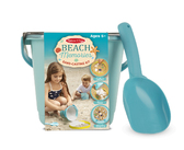 Песочно-гипсовый набор Пляжные воспоминания