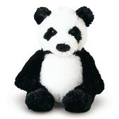 Панда бамбуковая, плюшевая, 34 см