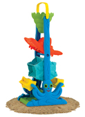 Морской водопескопад