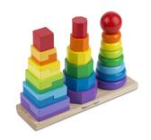 Геометрическая пирамидка