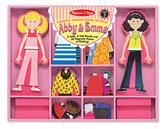 Одень Эбби и Эмму-магнитная одевалка