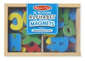 Магнитный набор Алфавит от Melissa & Doug