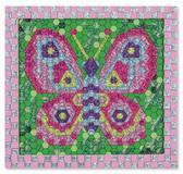 Объемная мозаика по номерам Бабочка от Melissa & Doug