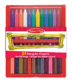Мелки полимерные (24 цвета) от Melissa & Doug