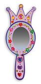 Зеркало-раскраска Зеркало принцессы